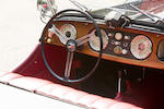 1953 Morgan +4 Roadster  Chassis no. P2710