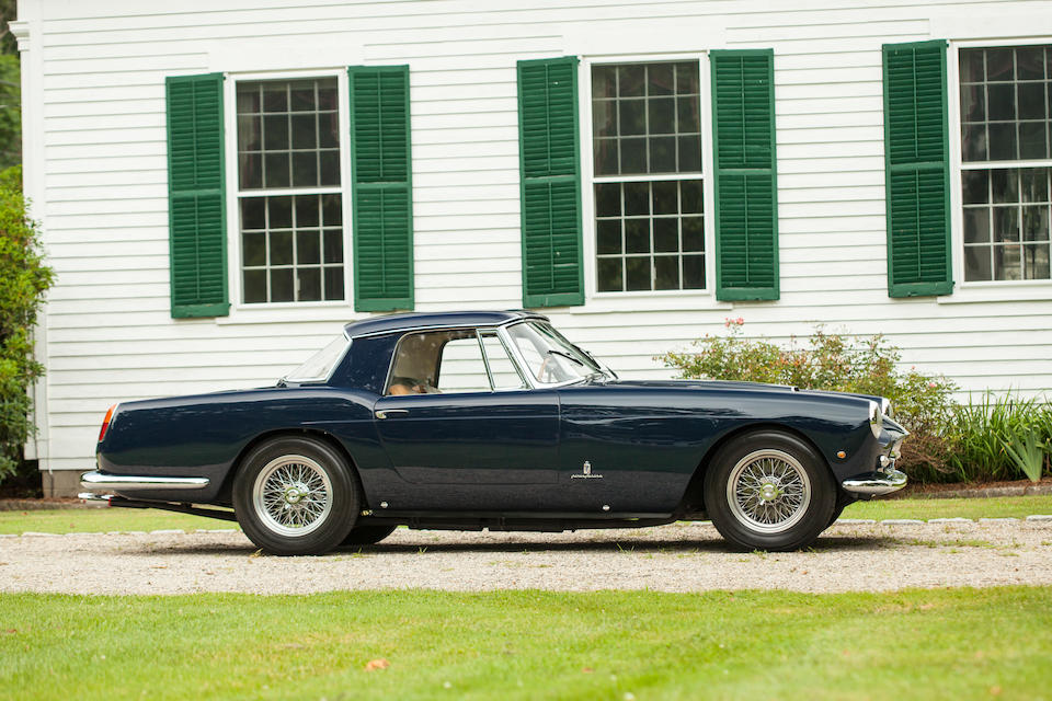 1960 Ferrari 250GT Cabriolet Series II  Chassis no. 1869GT Engine no. 1869GT