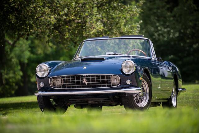 1961 Ferrari Cabriolet