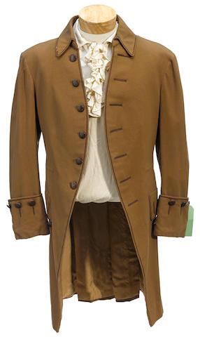 A Sir Cedric Hardwicke costume from The Howards of Virginia
