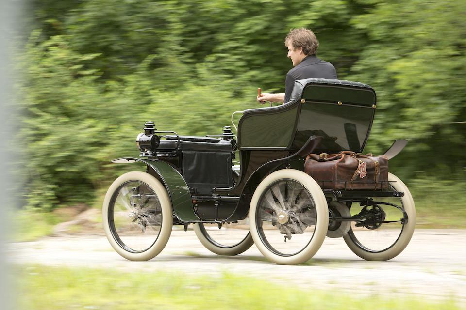 Ex-Alton Walker, M.G.M. Studios 'Excuse my Dust',1901 De Dion Bouton 5hp Motorette  Chassis no. 128 Engine no. 5222