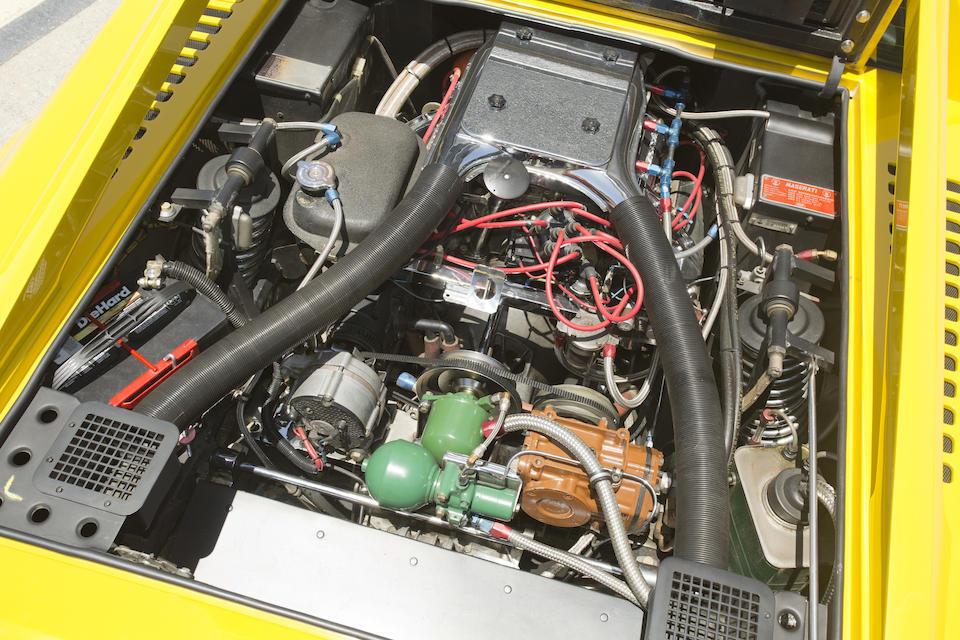 1974 Maserati Merak  Chassis no. AM122US1382