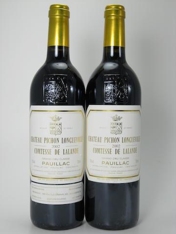Château Pichon-Lalande 2002 (12)