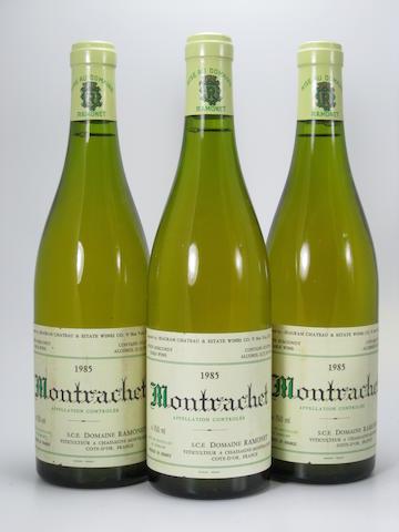 Montrachet, Ramonet 1985 (6)