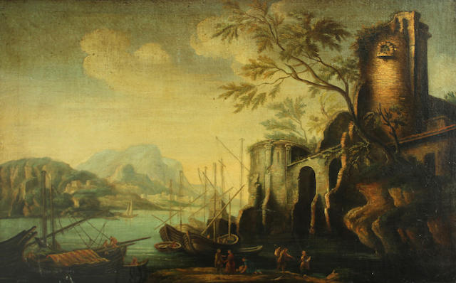 After Salvator Rosa