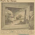 """Thomas Hart Benton (1889-1975) Study for """"Spring on the Missouri"""" 9 x 12in"""