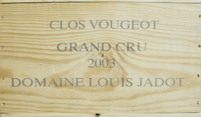 Clos Vougeot 2003(11)