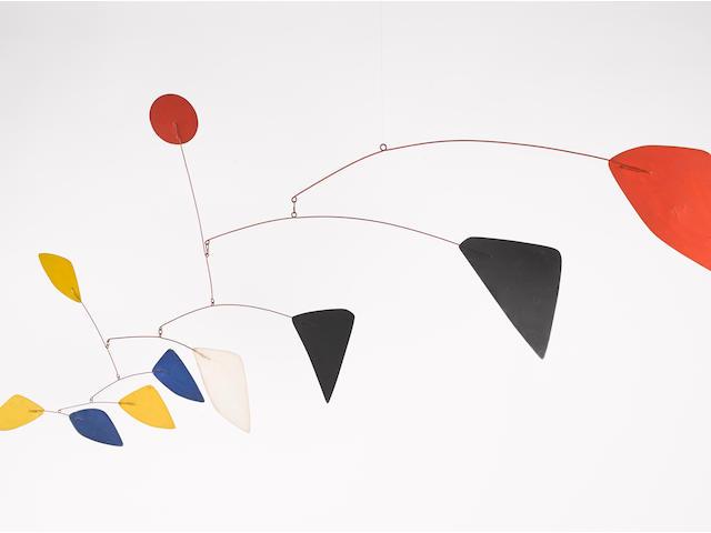 ALEXANDER CALDER (1898-1976) Maripose, 1960