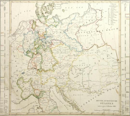 Steiller Atlas [1934].
