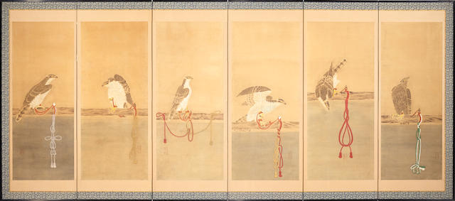 Anonymous (19th century) Birds of Prey