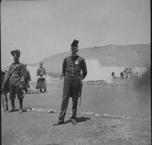 A group of photographs from the Younghusband Mission to Lhasa (1903-4)