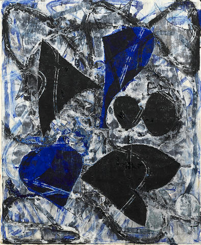 Charles Arnoldi (born 1946); Untitled (RT/CA 2-92 W9);