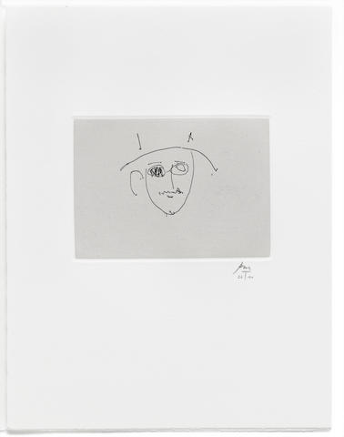 ARION PRESS—MOTHERWELL, ROBERT, illustrator JOYCE, JAMES. Ulysses. San Francisco: Arion Press, 1988.