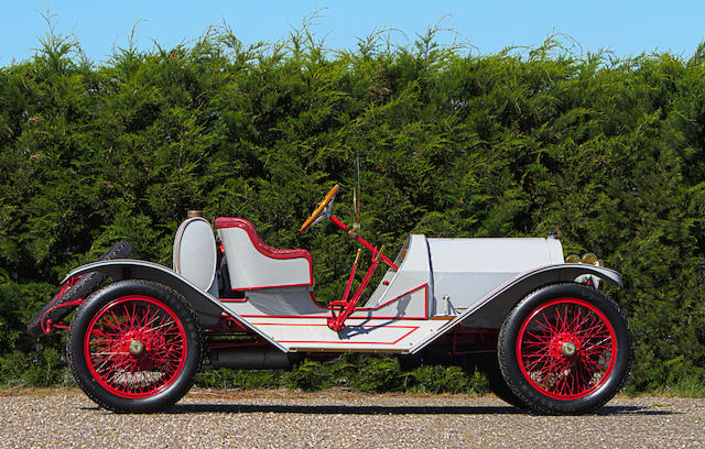 From a prominent European Collection,1912 Auburn Model 30L Speedster  Chassis no. TBA