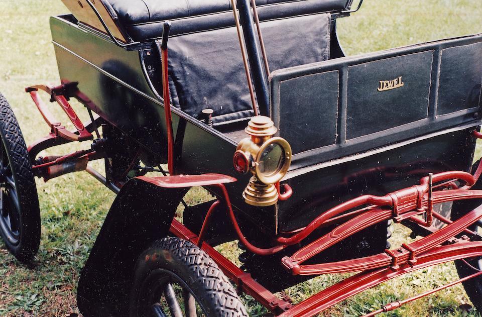 1907 Jewel Model B 8hp Runabout  Engine no. 56