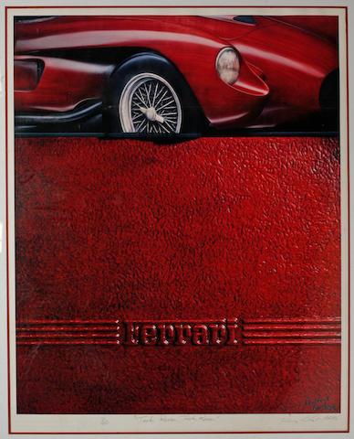 """""""Testa Rossa Testa Rossa"""" by Dennis A. Hoyt,"""