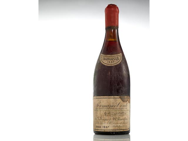 Romanée-Conti, DRC 1937 (1)