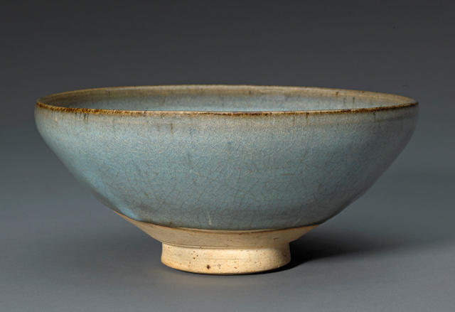 A Junyao glazed bowl 13th/14th century