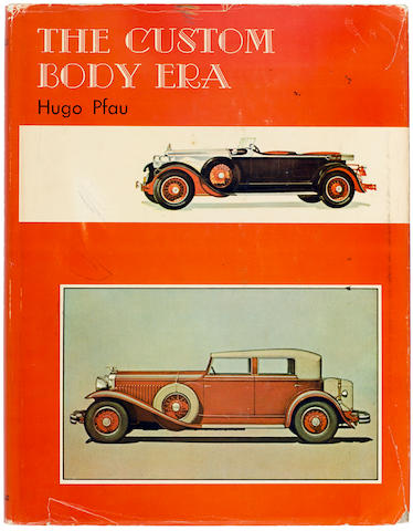 The Custom Body Era by Hugo Pfau,