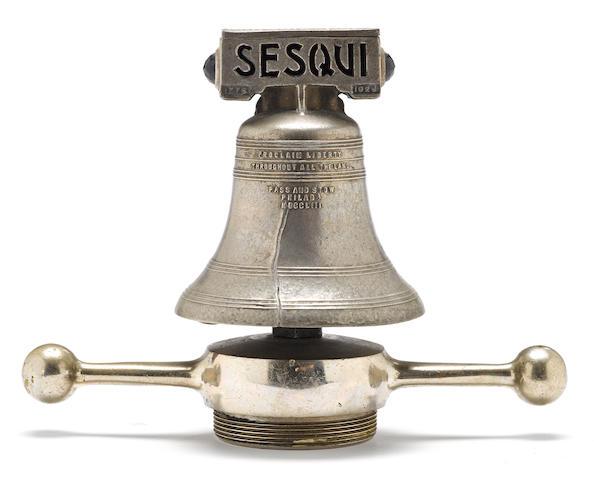 A 'Liberty Bell Sesqui 1776-1926' mascot, American, c. 1926,