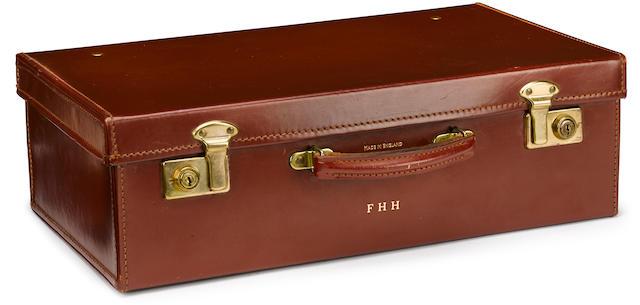 A Camalier & Buckley gentlemans briefcase,