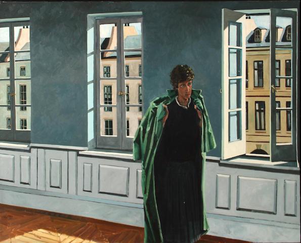 William Ciccariello (American, born 1954) Three Windows, 1984 55 x 73 3/4in