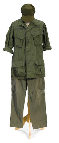 0d80565c2768a Bonhams : A Tom Hanks Army uniform from Forrest Gump