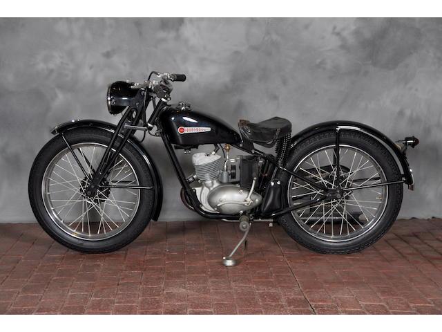 1948 Harley-Davidson 125 Hummer Frame no. 48S5382