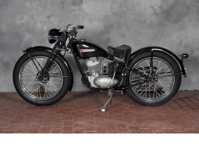 1948 Harley-Davidson 125 Hummer Engine no. 48S5382