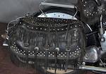 1949 Harley-Davidson EL Engine no. 49EL9585