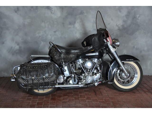 1949 Harley-Davidson EL Frame no. EL9585