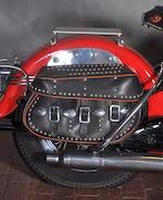 1950 Harley-Davidson EL Engine no. 50EL3431