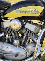 1956 Harley-Davidson KHK Engine no. KHK2213