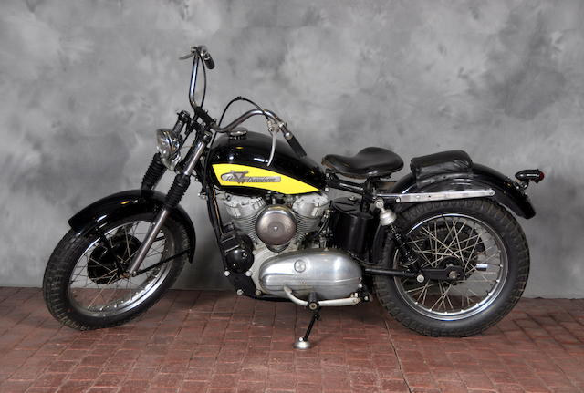1956 Harley-Davidson KHRM Engine no. 56KHK1685