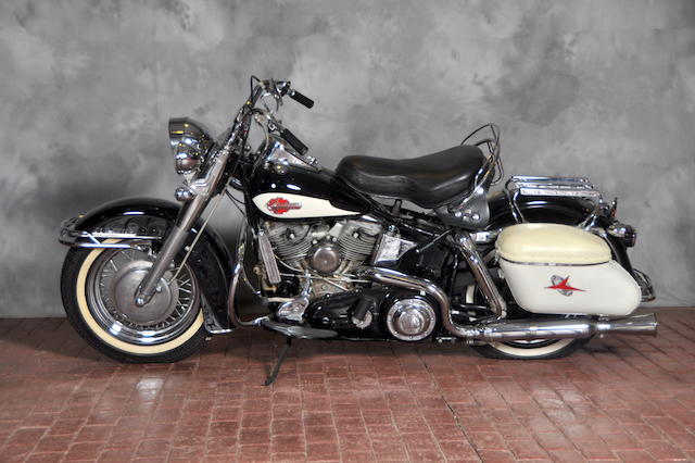 1959 Harley-Davidson FLH Engine no. 59FLH3173