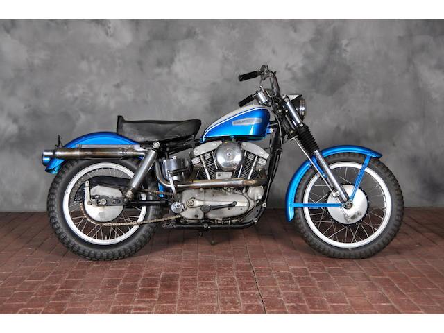 1962 Harley-Davidson XLCH Frame no. 62XLCH2406