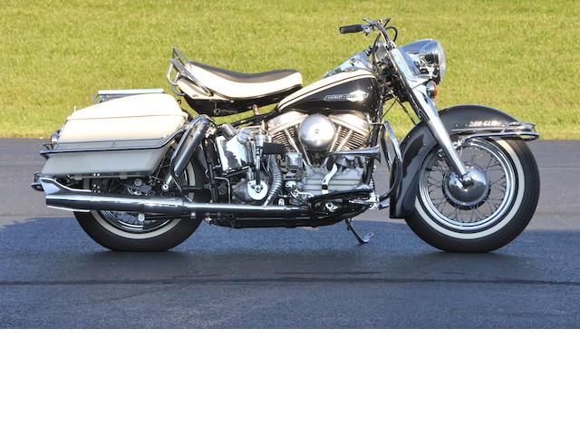 1963 Harley-Davidson FL Engine no. 63FL1307