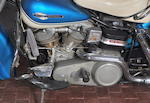 1965 Harley-Davidson FLH Engine no. 65FLH1842