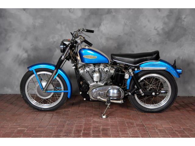 1967 Harley-Davidson XLCH Frame no. 67XLCH1428