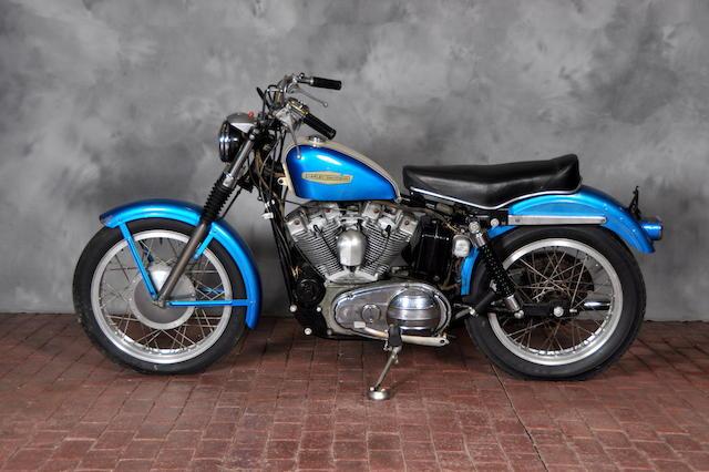1967 Harley-Davidson XLCH Engine no. 67XLCH1428
