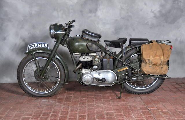 1948 Triumph TRW Frame no. 29251NA