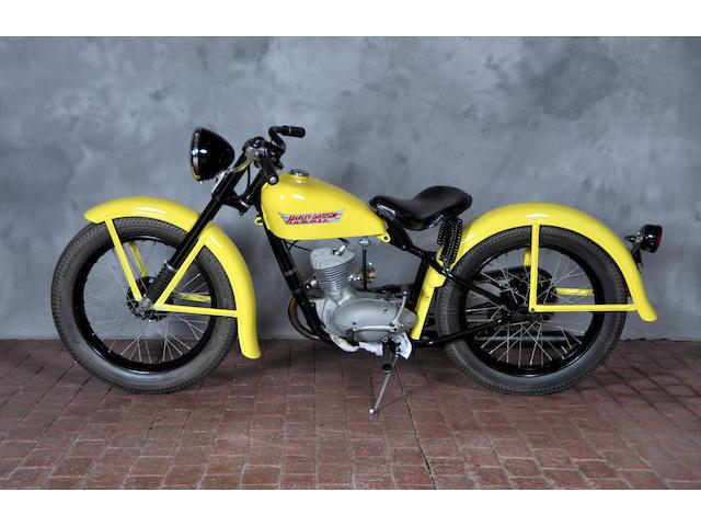 1956 Harley-Davidson Hummer 58B-1567,