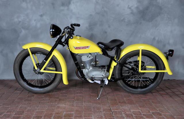 1956 Harley-Davidson Hummer Engine no. 56B1567