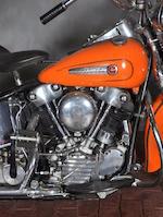 1947 Harley-Davidson FL Engine no. 47FL3631