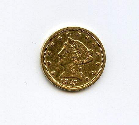 1865-S $2.5