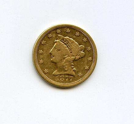 1877-S $2.5