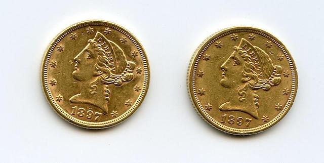 1897 $5 (2)
