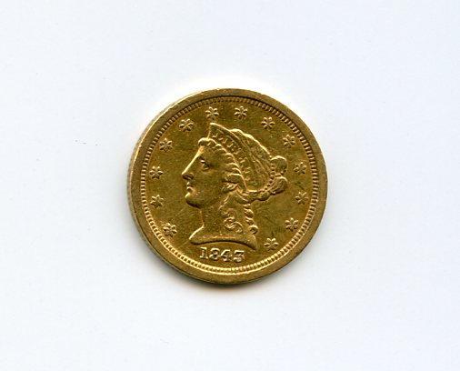 1843-O Small Date $2.5