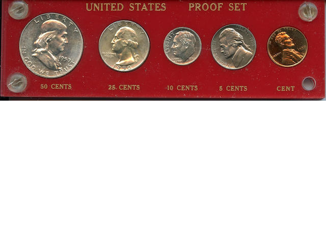 1950 Proof Set