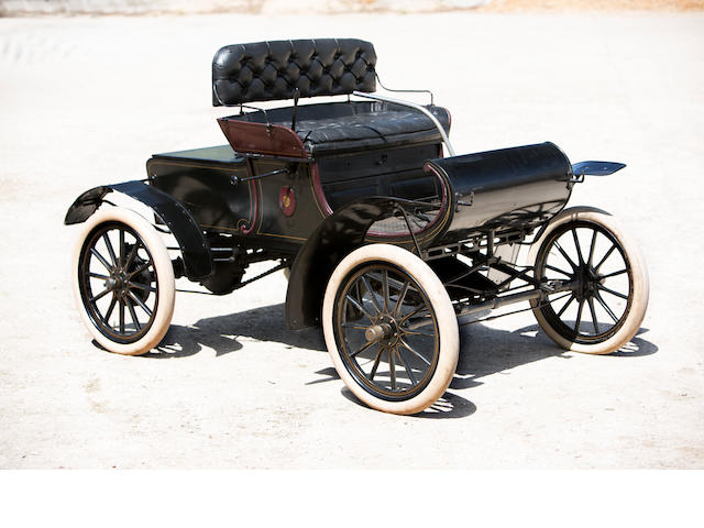 c.1904 Oldsmobile Model 6C 'Curved Dash' Runabout  Engine no. 50214